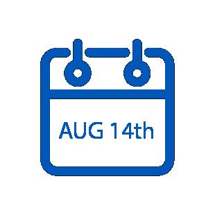 Aug 14th