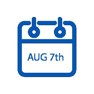 Aug 7th