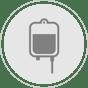 hospital - IV bag icon