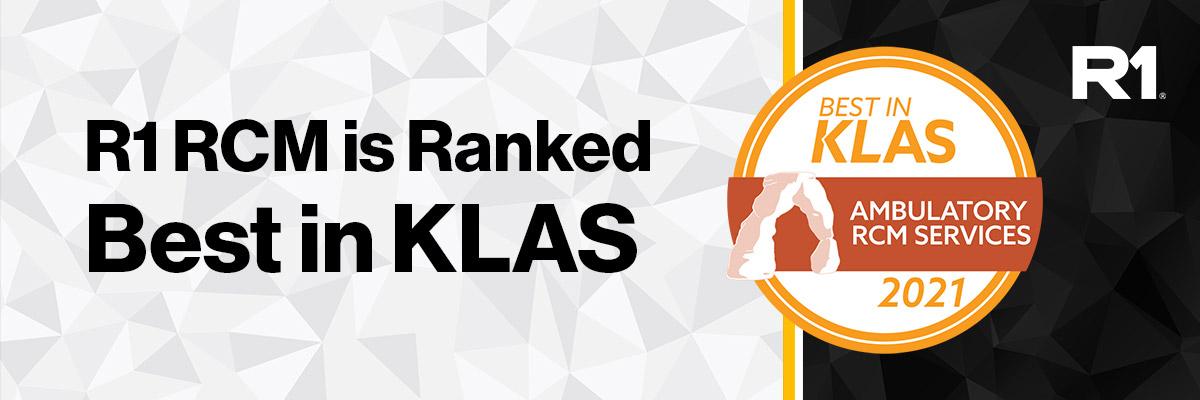 Best in KLAS
