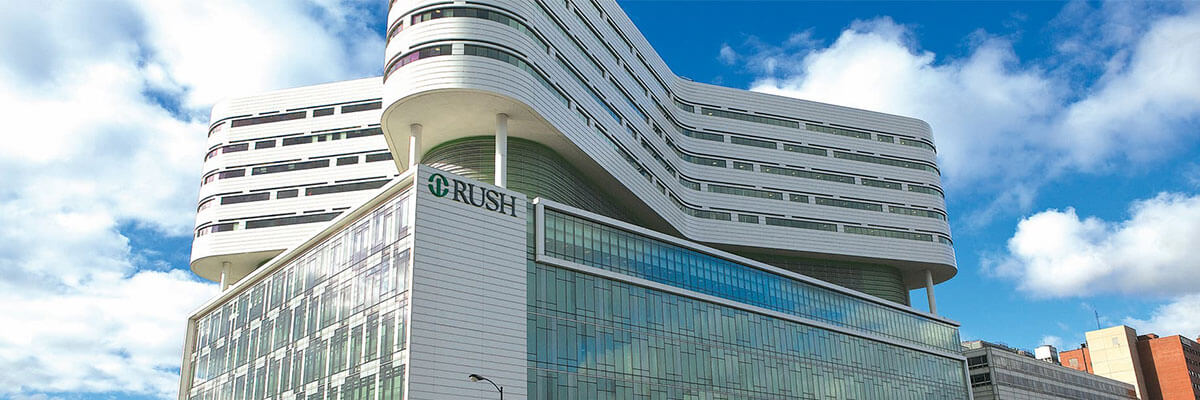 Rush University Medical Center Building