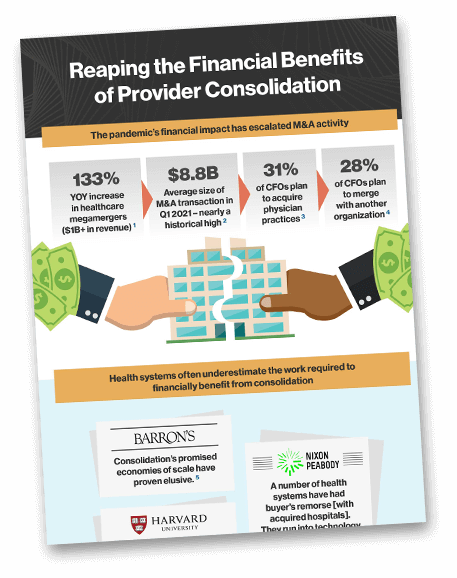 Reaping the Financial Benefits of Provider Consolidation