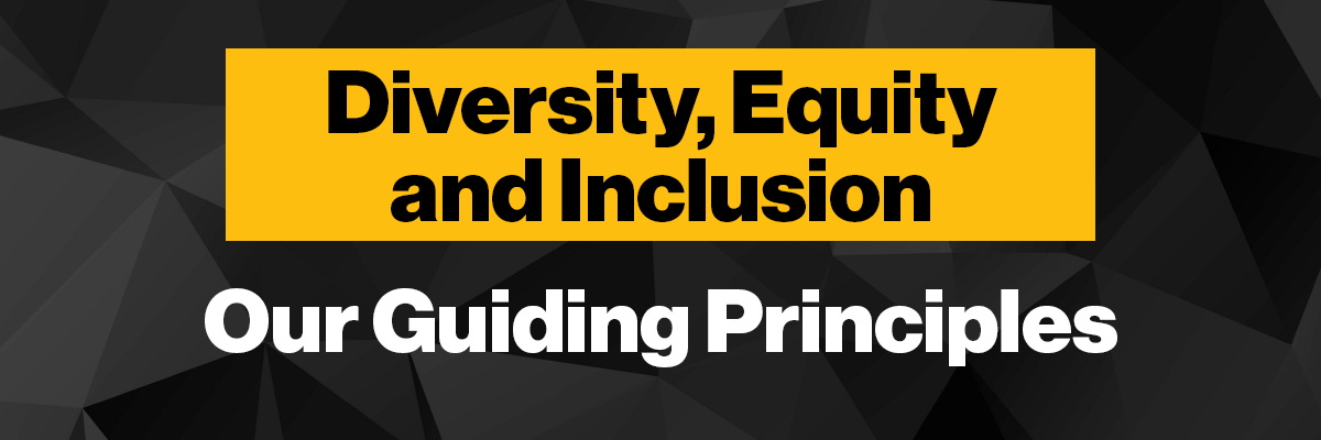 R1 inclusion and diversity guiding principles