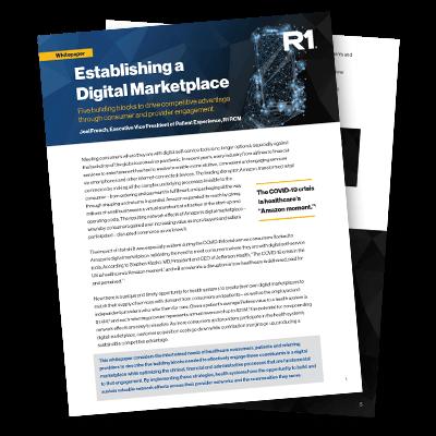 Digital Marketplace Mockup