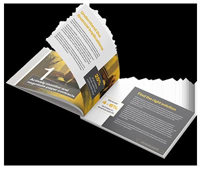 Financial Resiliency eBook Mockup