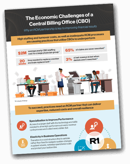 The Economic Challenges of a Central Billing Office