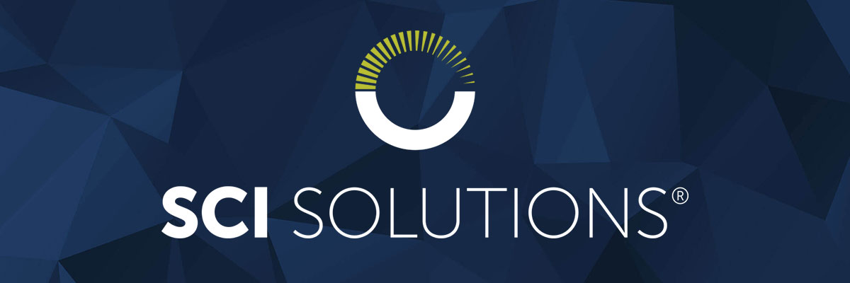 SCI Solutions logo, acquired by R1 RCM